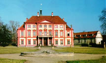 Baroque chateau in Libechov
