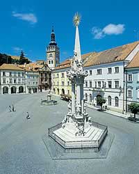 Ancient town of Mikulov